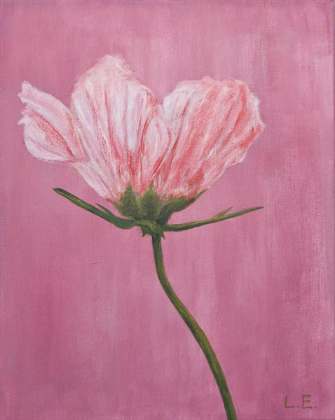Cosmos Flower by Lana Enderle