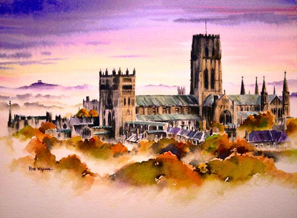 Durham Mist by Rob Wigham