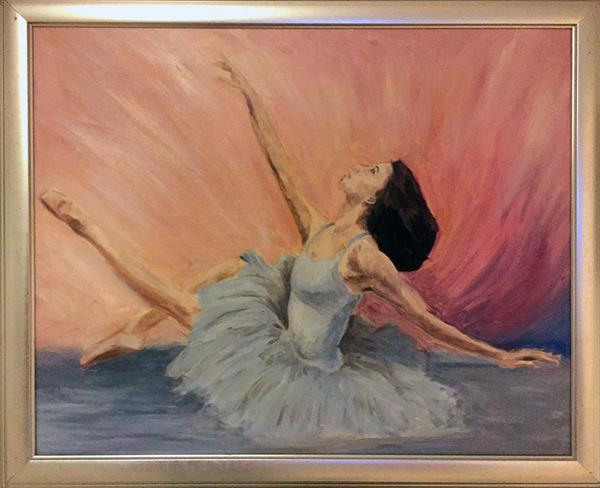 Ballerina by Mark Bennett