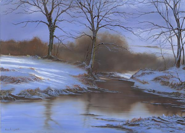 Snowy River by Alan Kingwell