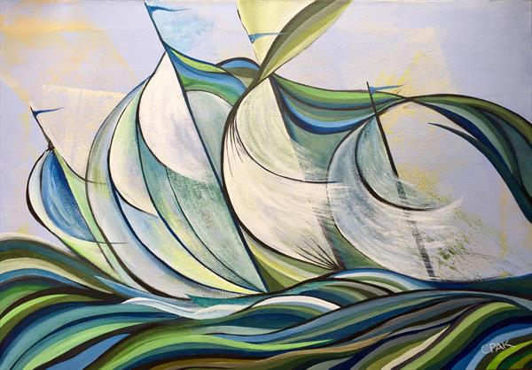 Spinnaker by Christopher King