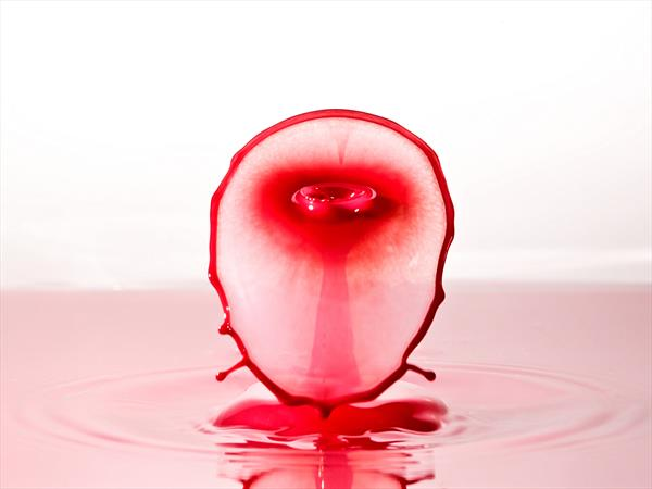 Pretty Prolapse - Liquid Art 15 - Limited Edition 1 of 50 by Mike McHugh