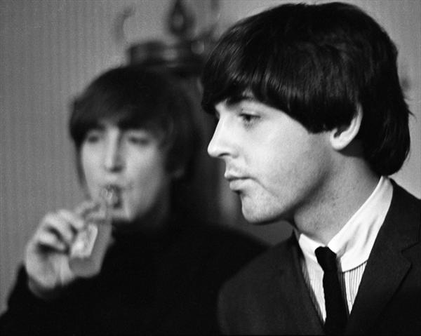 Lennon & McCartney - Fade Out - Limited Edition of 49 by Paul Berriff