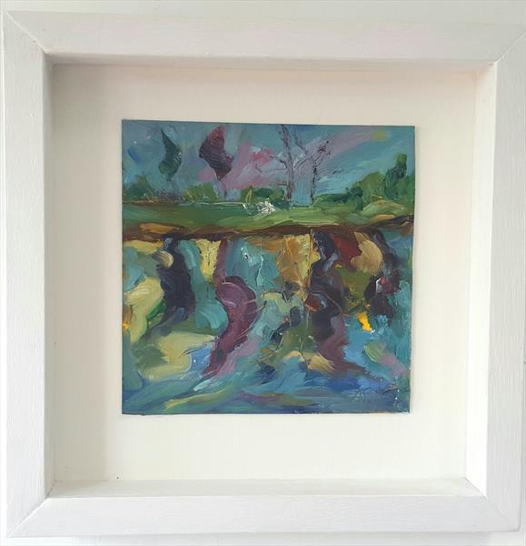 Tree Reflections by niki purcell
