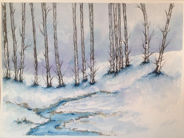 Winter Chill by Tina Hiles