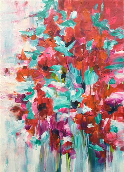 Wild Poppies by Michelle Carolan