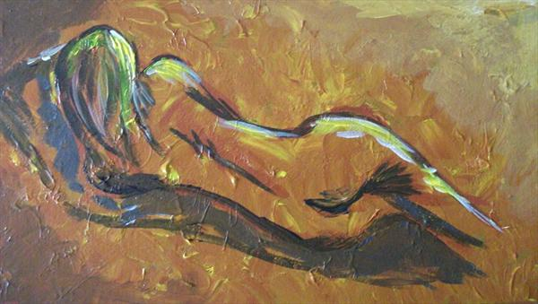Nude 1 by Mark Siddle