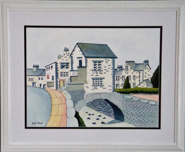 Ambleside by John Hall