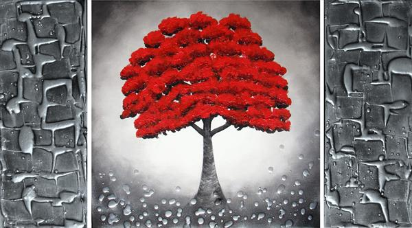 Ruby Red Tree