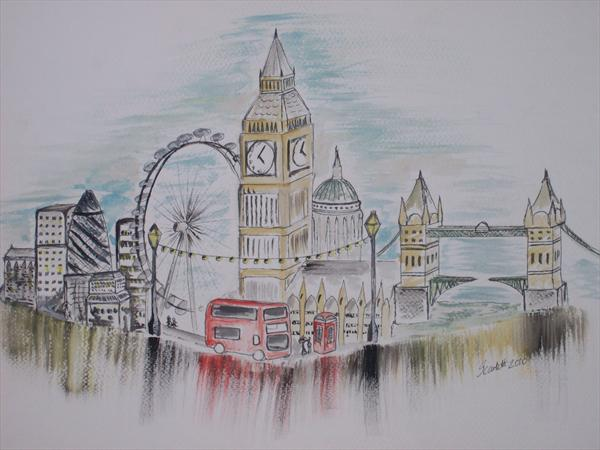 London by Steph Scarlett