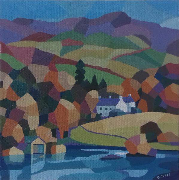 Rydal Water by David Best