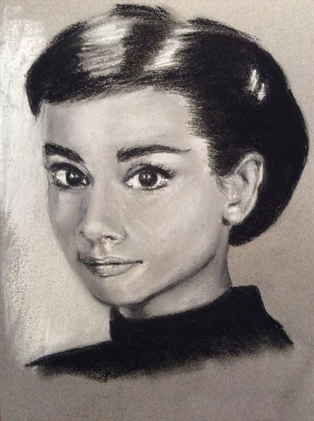 Audrey by Cherry  Salmon