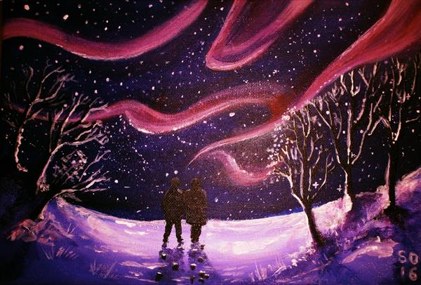 Northern Lights - When The Magic Happens by Super Cosmic