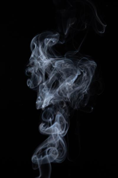 Smoke Face  by Timothy Vincent