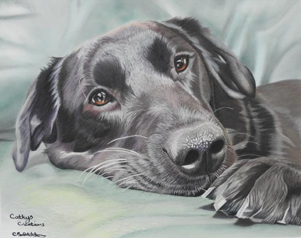 Labrador Love by Cathy Settle