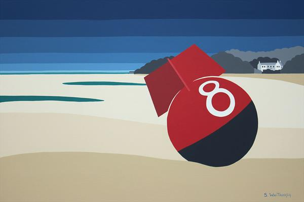 No.8 BUOY by Suzanne Whitmarsh