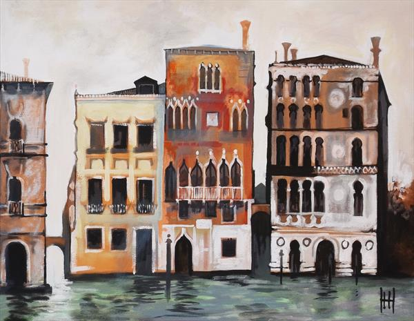 Grand Canal -- Venice 5 by Humph Hack