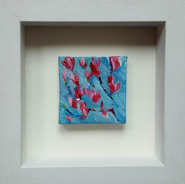 Magnolia Delights by niki purcell