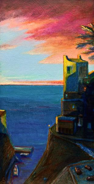 ITALIAN SUNSET by Carlo Salomoni
