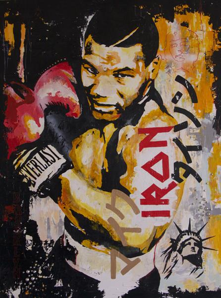 Iron Mike by James Shannon