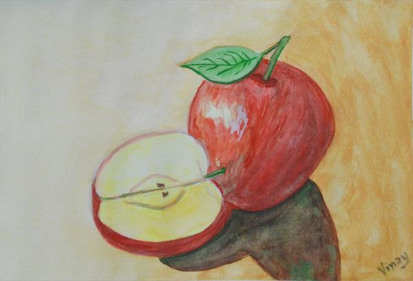An Apple a Day by Vinay Jalla