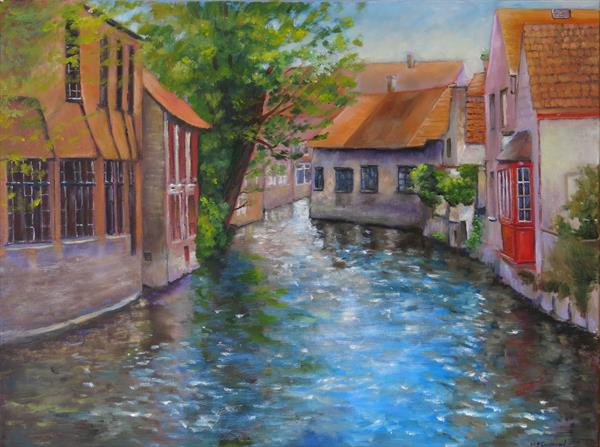 Bruges by Maureen Greenwood