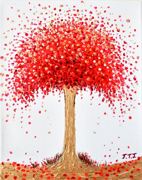 Happiness Tree by Jean Tatton Jones