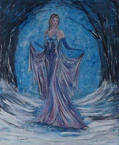 SNOW QUEEN by James Lancaster