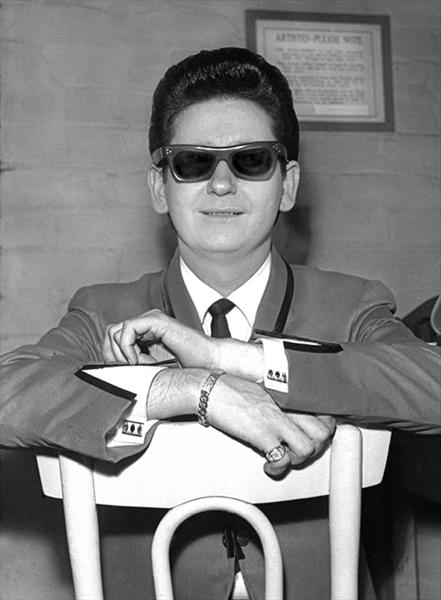 Roy Orbison 1964 - Limited Edition by Paul Berriff