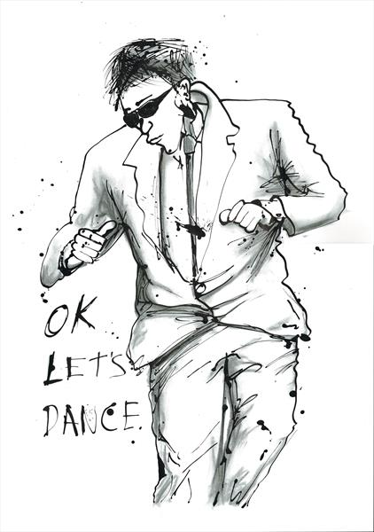 Ok let's dance by Keith Mcbride