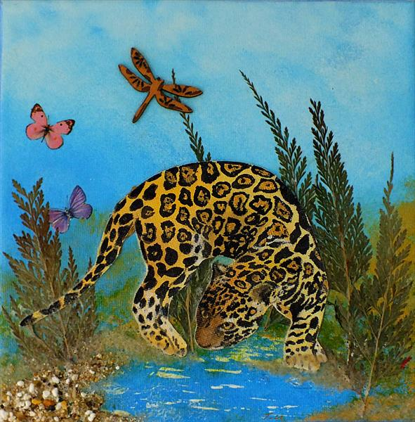 The Leopard by Tracey Unwin