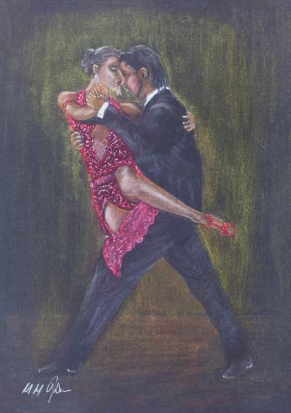 Dance 2 by Mike Isaac