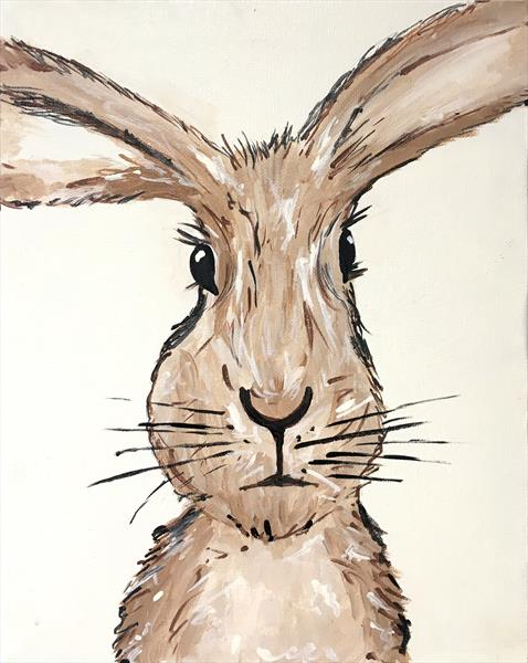 Beautiful Bunny by Julie Anne