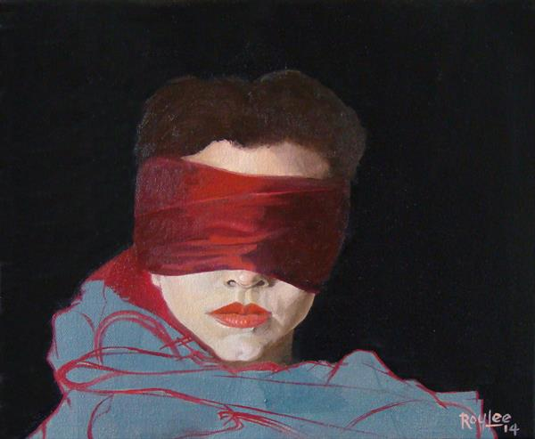 The Blindfold by Roy Lee