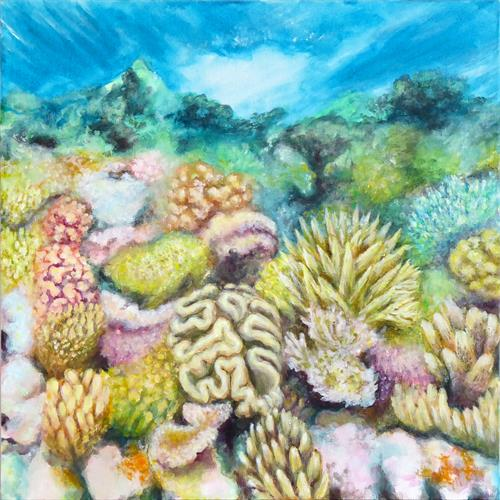 Coral Reef by Jacqueline Talbot