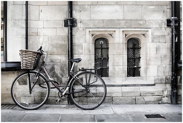 Cambridge Cycling by Paul Milton