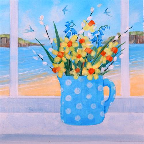 Spring Bouquet by Denise Coble