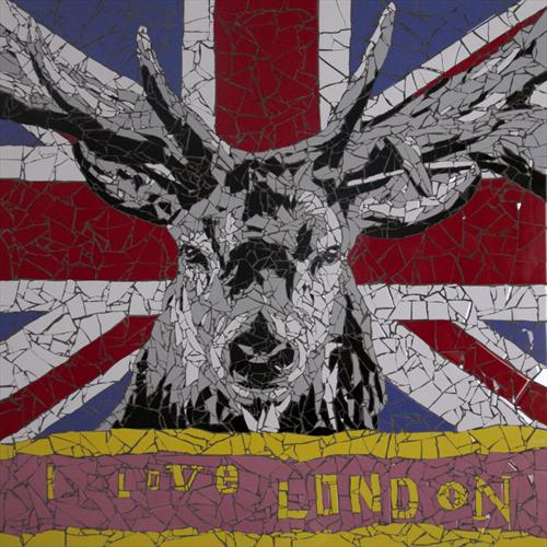 I Love London 2 by James Shannon