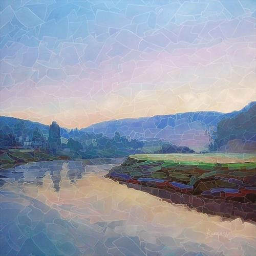 Tintern Parva by Paul Burgess