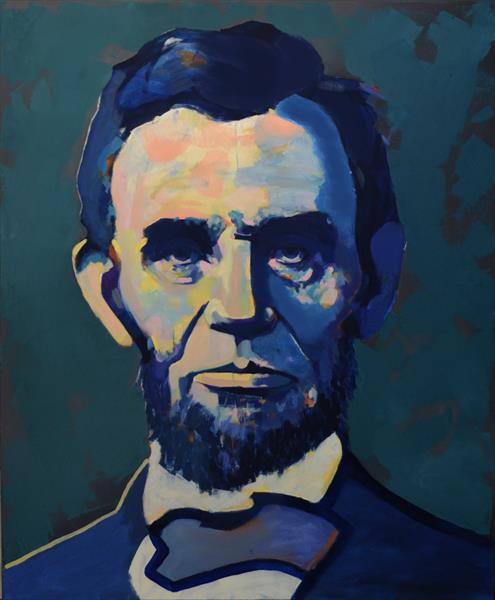 abraham lincoln by Jason Smith