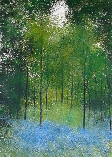 St James's Park II by Jan Rippingham