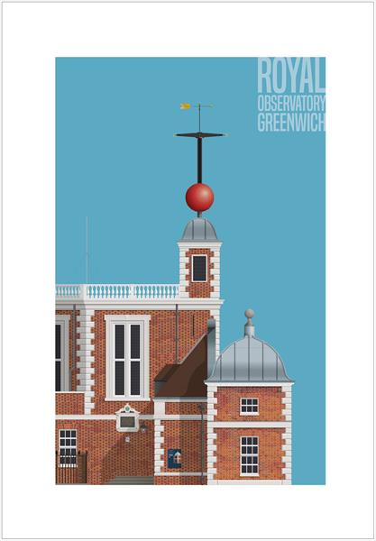 Royal Observatory, Greenwich by Charlie Edwards