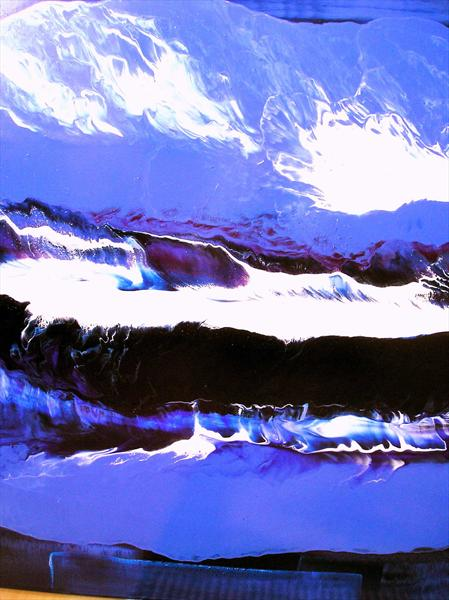 'into the Deep Blue' by Nora Doherty
