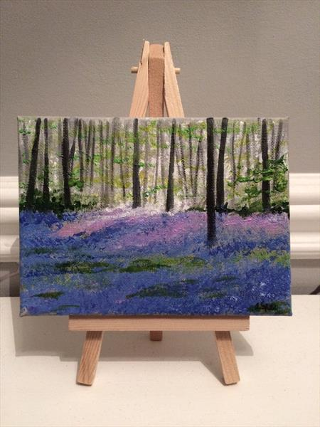 Bluebells by Andrew Snee