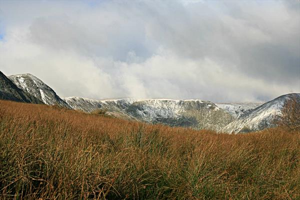 Winter in the Kentmere Valley by Joanne Hulme