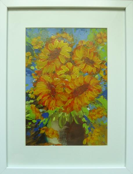 Sunflowers by Elaine Allender