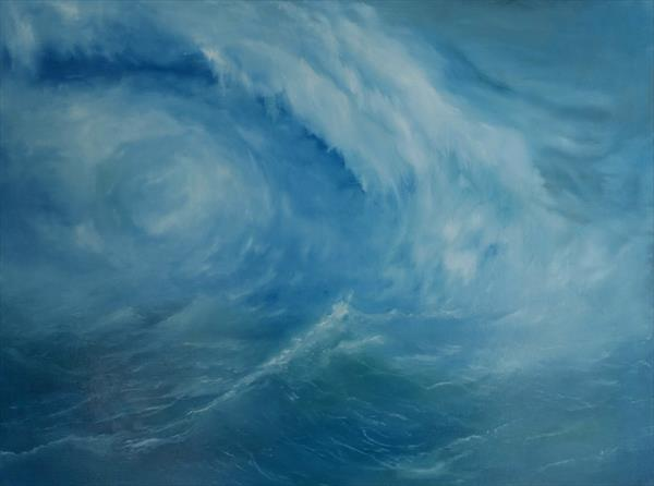 The Second Great Wave by Julie Bond