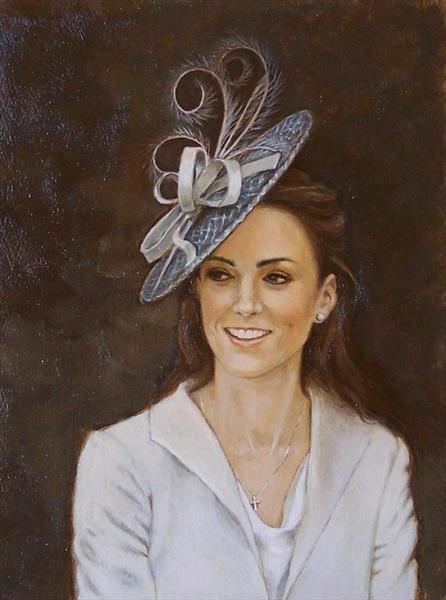The Duchess of Cambridge by Cristina Stan