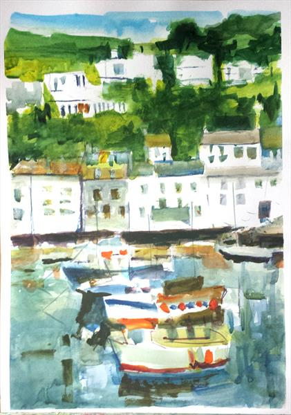 Polperro by Michael Parkinson