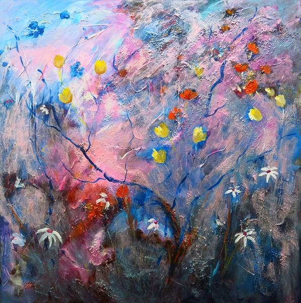 Arrival of Spring by Maureen Greenwood
